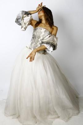 Бальное платье в аренду