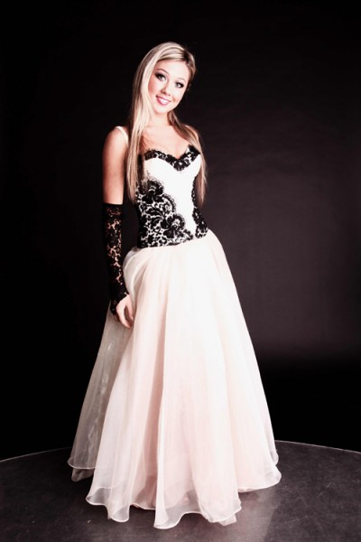 Бальное платье на прокат