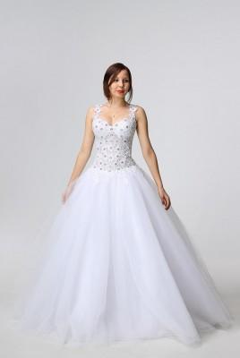 Свадебное платье Золушки  на прокат
