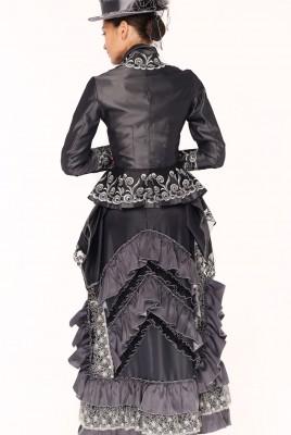 Дворянский женский костюм 19 века в аренду