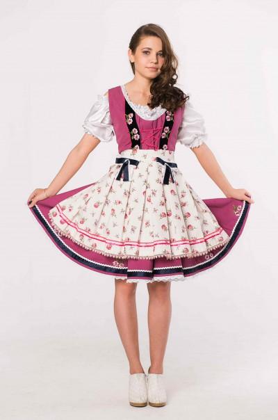Баварский  женский костюмчик