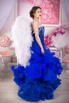 Платье Облако