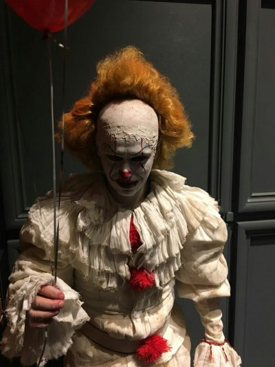 Костюм  Клоуна-страшилы