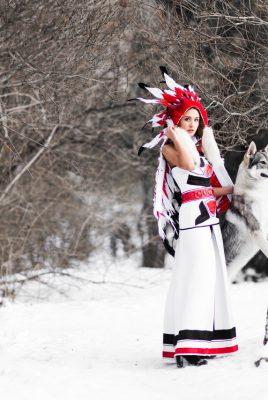 Канадский национальный костюм