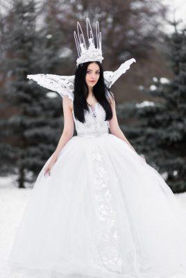 Снежная Королева 42-46 р. Аренда костюма