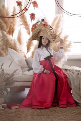 Корейский женский костюм в аренду